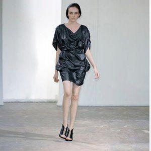 Authentic Helmut Lang mini dress Sz2